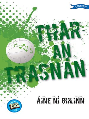 cover image of Thar an Trasnán
