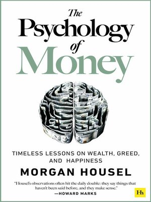 cover image of The Psychology of Money