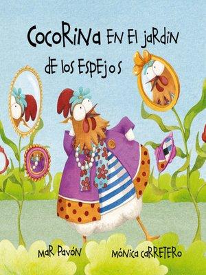 cover image of Cocorina En El Jardin de Los Espejos