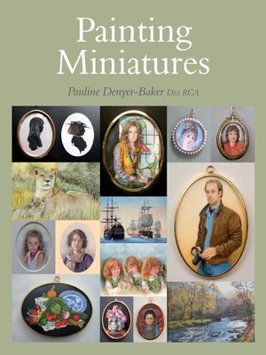 cover image of Painting Miniatures