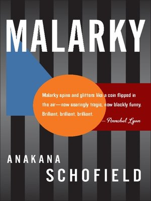 cover image of Malarky