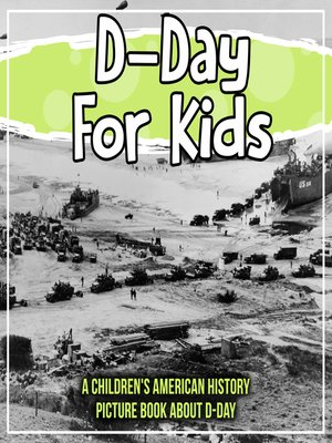 cover image of D-Day For Kids