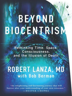 Robert lanza pdf biocentrism