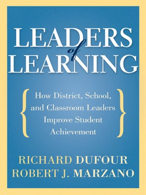 cover image of Leaders of Learning