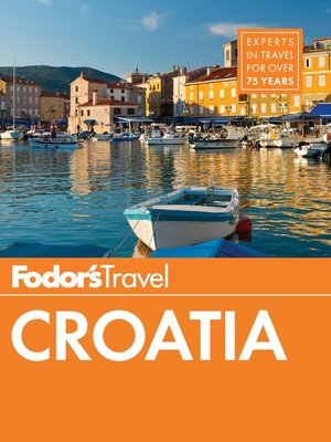 cover image of Fodor's Croatia