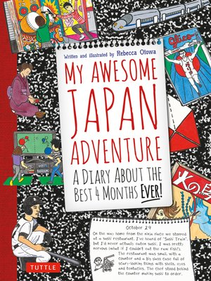 cover image of My Awesome Japan Adventure