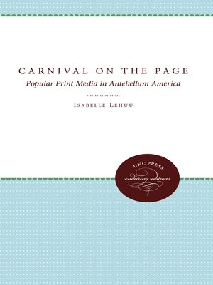 cover image of Carnival on the Page