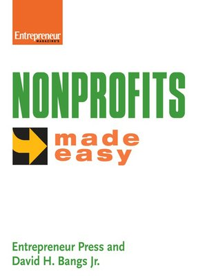 cover image of Nonprofits Made Easy