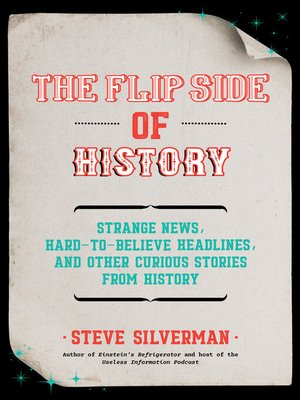cover image of The Flip Side of History
