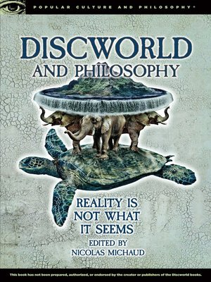 cover image of Discworld and Philosophy