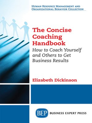 cover image of The Concise Coaching Handbook