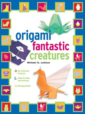 cover image of Origami Fantastic Creatures Kit Ebook