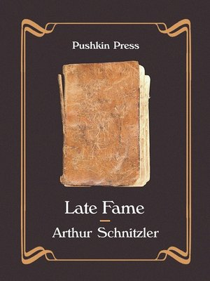cover image of Late Fame