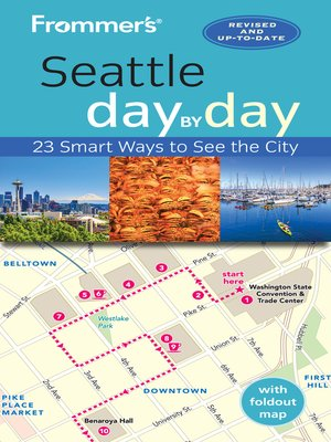 cover image of Frommer's Seattle day by day