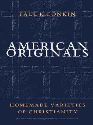 cover image of American Originals