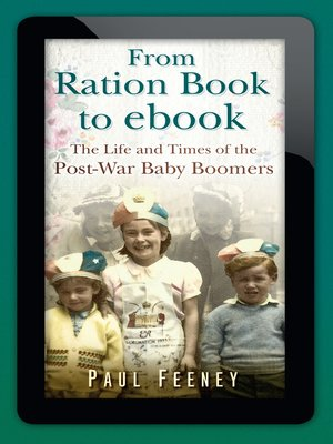 cover image of From Ration Book to ebook