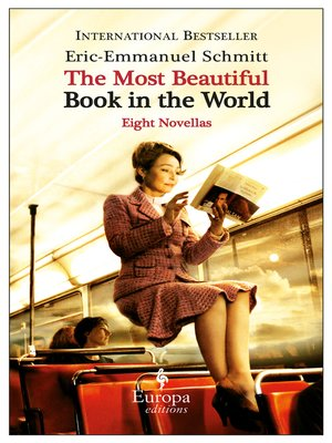 cover image of The Most Beautiful Book in the World