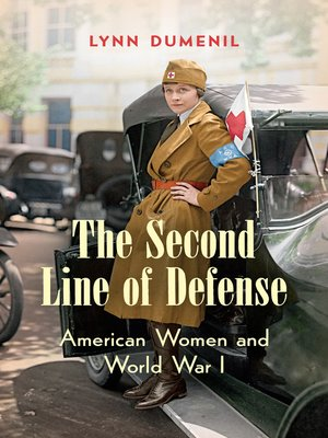 cover image of The Second Line of Defense