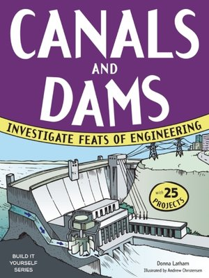 cover image of CANALS AND DAMS