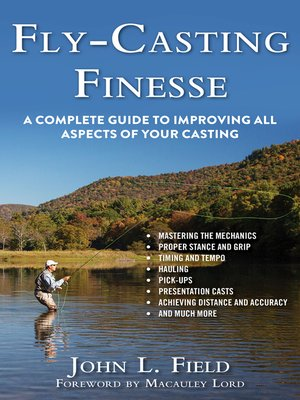 cover image of Fly-Casting Finesse