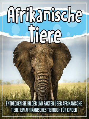 cover image of Afrikanische Tiere