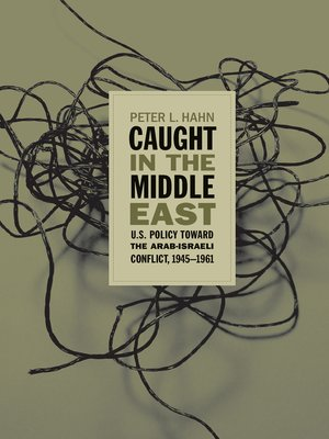 cover image of Caught in the Middle East