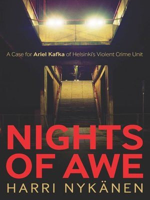 cover image of Nights of Awe