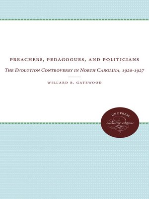 cover image of Preachers, Pedagogues, and Politicians