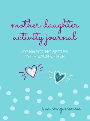 cover image of Mother Daughter Activity Journal