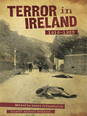 cover image of Terror in Ireland 1916-1923