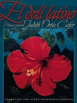 cover image of El deli latino