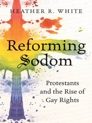cover image of Reforming Sodom