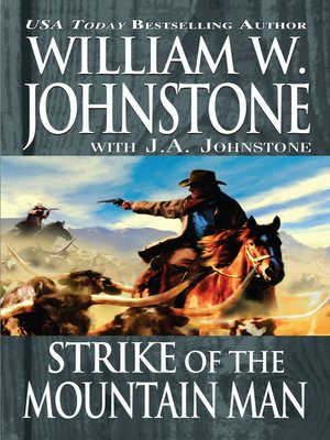 cover image of Strike of the Mountain Man