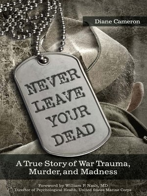 cover image of Never Leave Your Dead