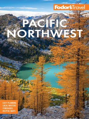 cover image of Fodor's Pacific Northwest