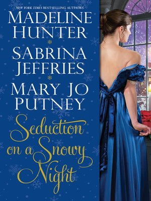 cover image of Seduction on a Snowy Night
