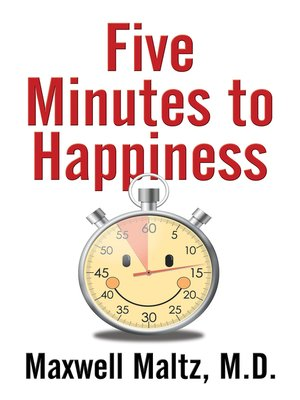 cover image of Five Minutes to Happiness
