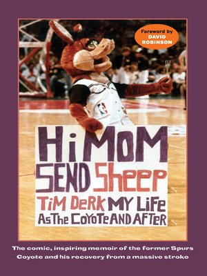 cover image of Hi Mom, Send Sheep!