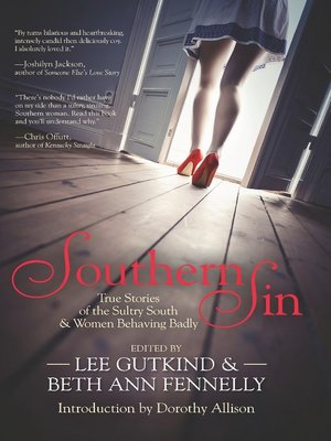 cover image of Southern Sin