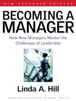 cover image of Becoming a Manager