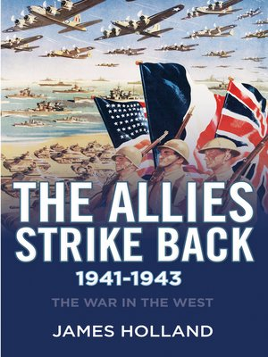cover image of The Allies Strike Back, 1941-1943