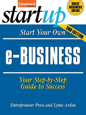 cover image of Start Your Own e-Business