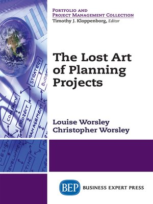 cover image of The Lost Art of Planning Projects