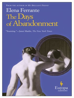 cover image of The Days of Abandonment