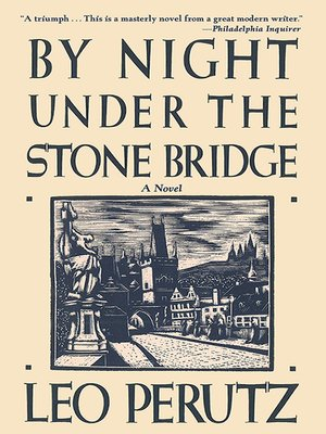 cover image of By Night Under the Stone Bridge