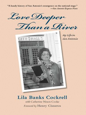 cover image of Love Deeper Than a River
