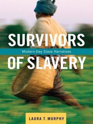 cover image of Survivors of Slavery
