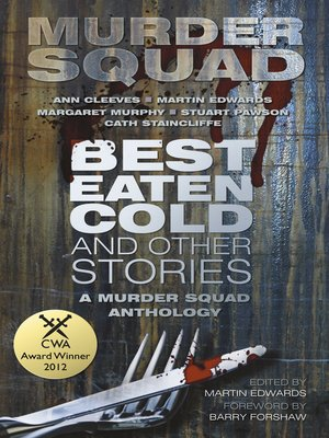 cover image of Best Eaten Cold and Other Stories
