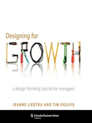 cover image of Designing for Growth