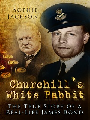 cover image of Churchill's White Rabbit